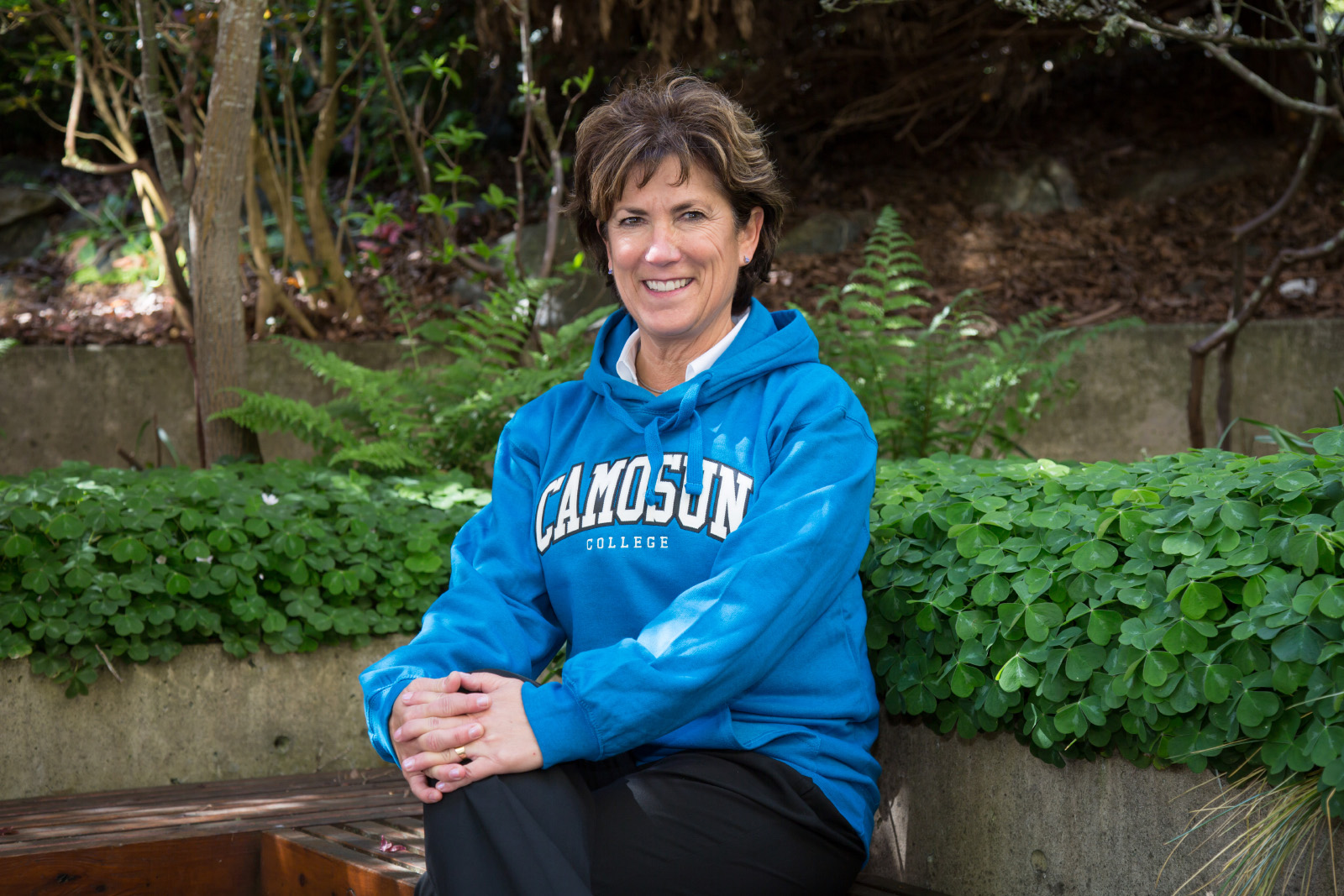 Sheri Bell, President, Camosun College