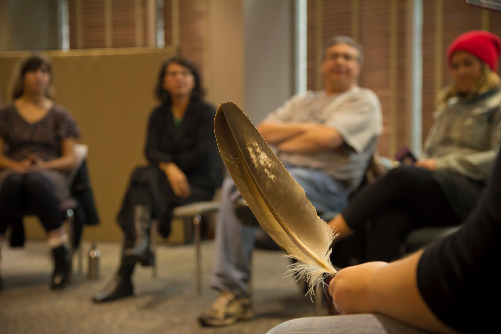 Indigenous Studies - Eagle feather