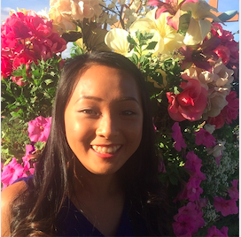Monica Nguyen, BBA student in the Human Resources & Leadership program
